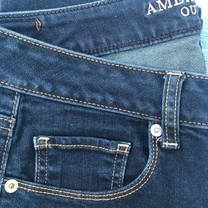 American Eagle Size: 8 Short Jeans.